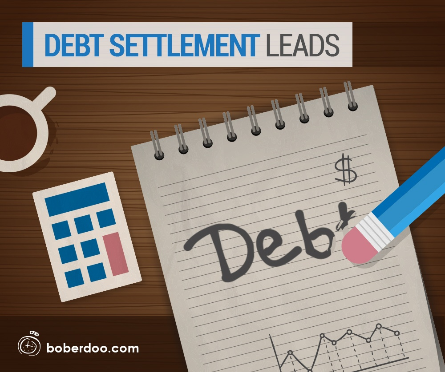 Debt Settlement Leads