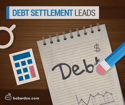 Debt Settlement Leads