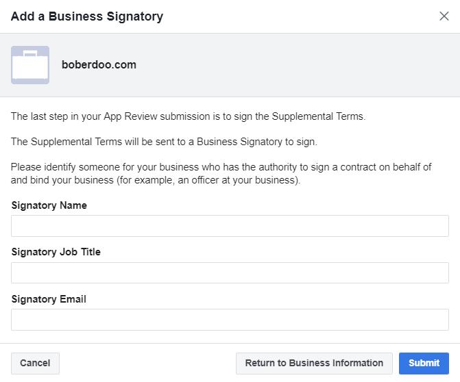 Facebook Lead Ads To boberdoo Integration