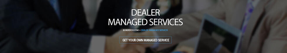 dealer managed services