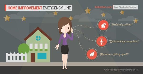 home improvement emergency line - boberdoo.com