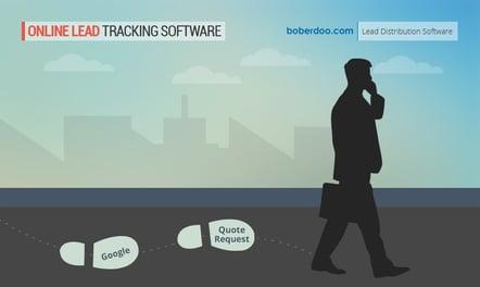 Online Lead Tracking Software - boberdoo.com