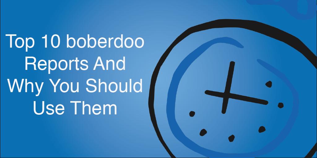 Top10boberdooReports