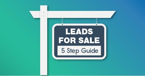 how to sell leads