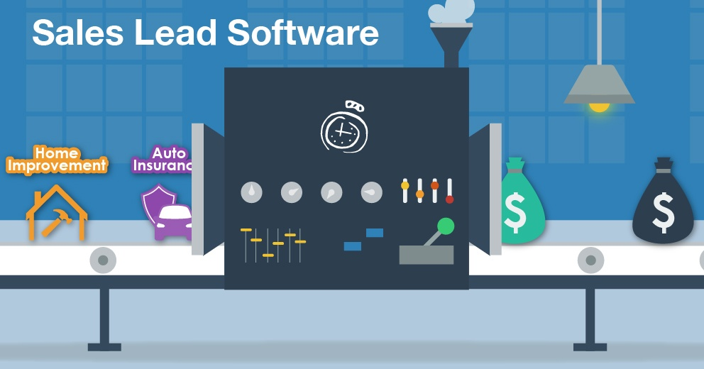 sales lead software