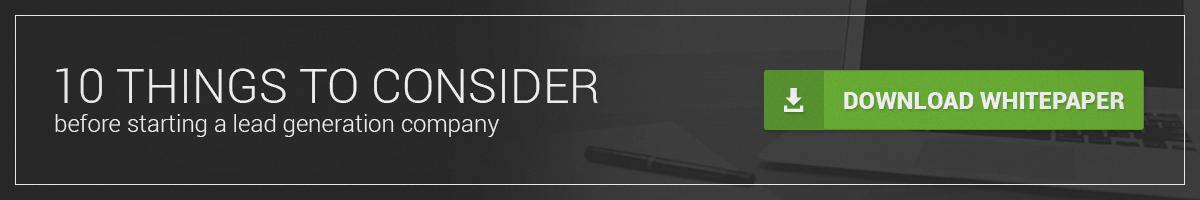 starting a lead company boberdoo.com