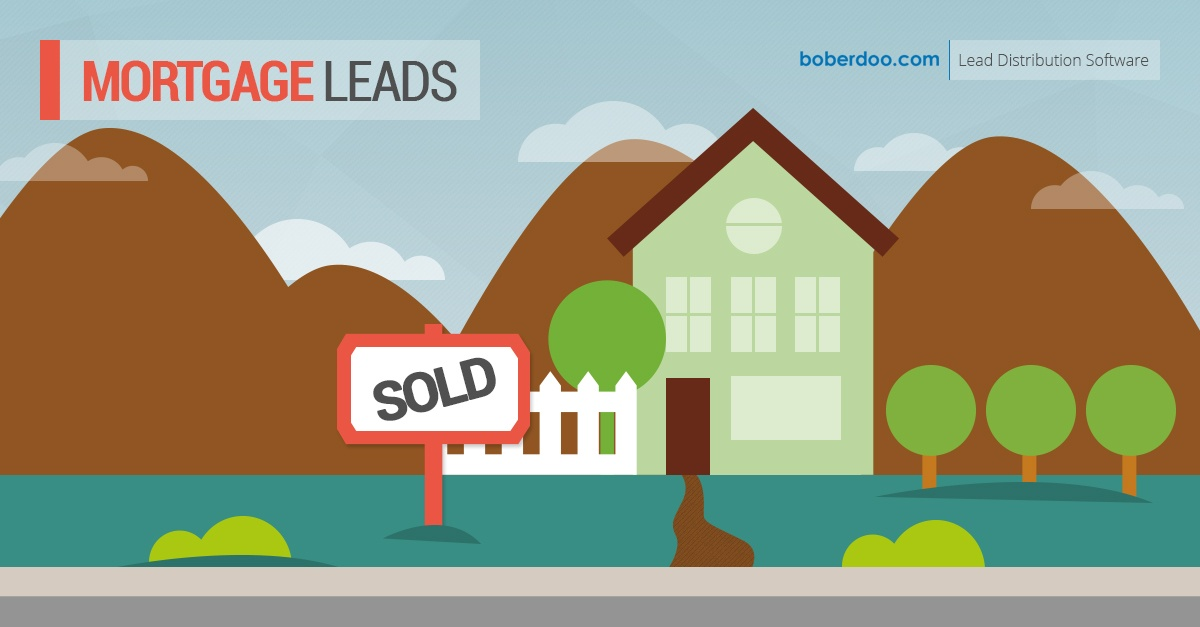 mortgage leads | boberdoo lead distribution software