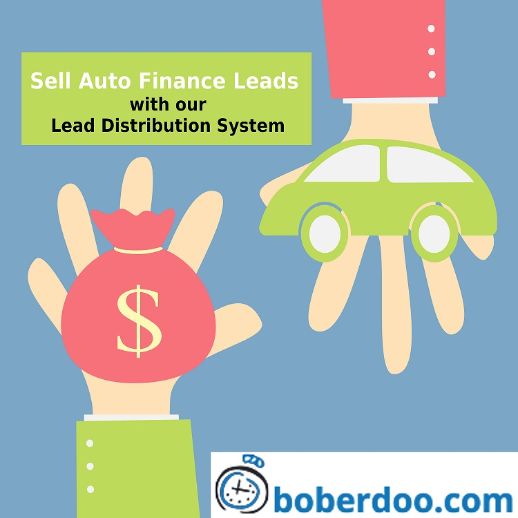 selling Auto Finance Leads