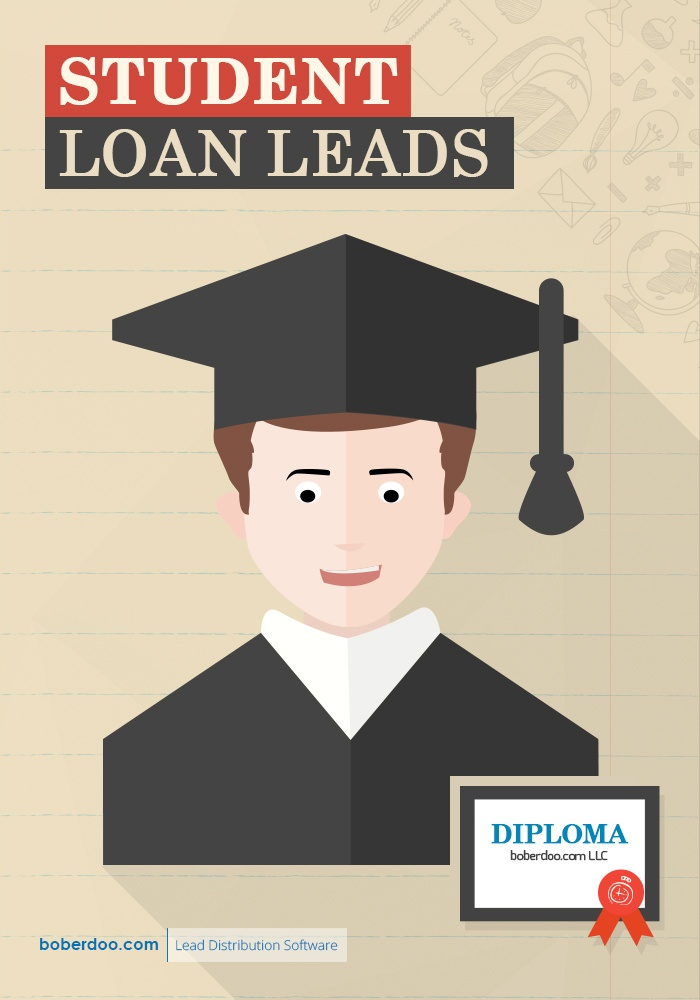 student loan leads | boberdoo lead distribution software