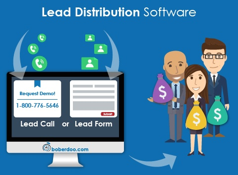 Lead Distribution Software